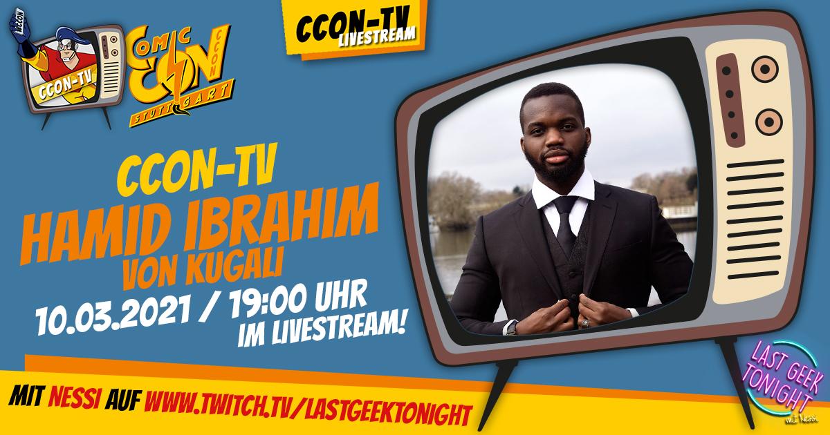 CCON TV - Episode 5 - Hamid Ibrahim von Kugali