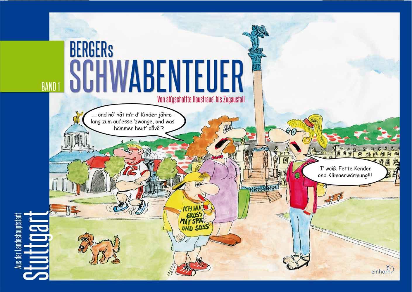 Schwabenteuer-Band-1