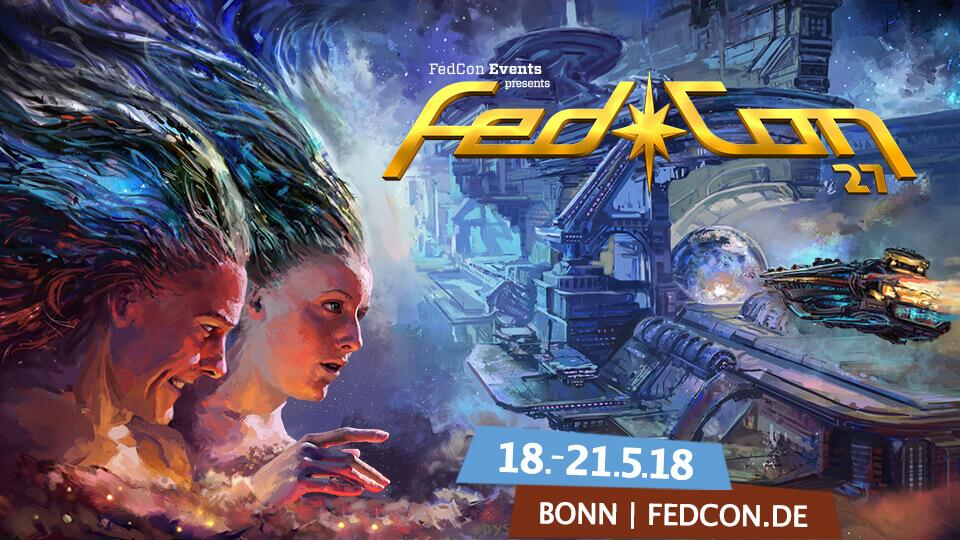 FedCon 2018 | 18.05. - 21.05.2018