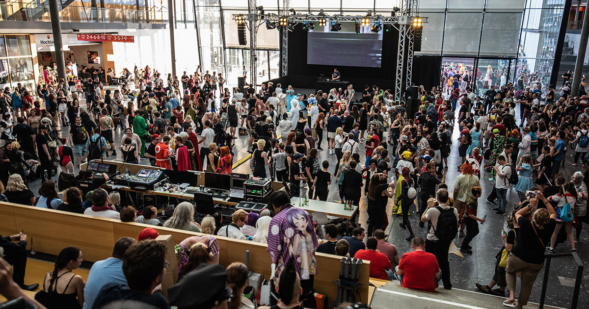 #CCON - Comic Con Germany | CCON Party 2881