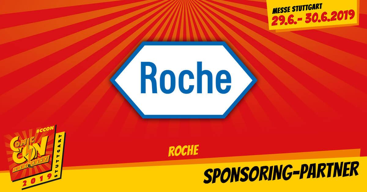 CCON | COMIC CON GERMANY | ROCHE
