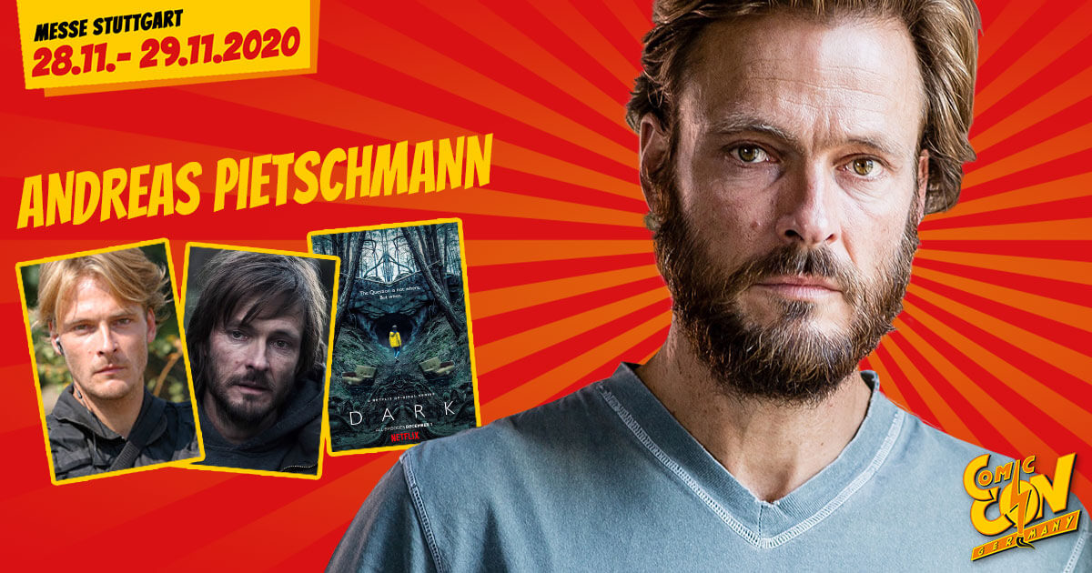 CCON | COMIC CON GERMANY 2020 | Stargast | Andreas Pietschmann