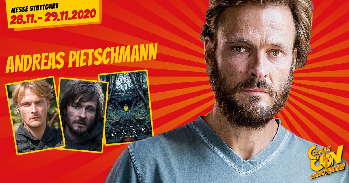 CCON   COMIC CON GERMANY 2020   Stargast   Andreas Pietschmann