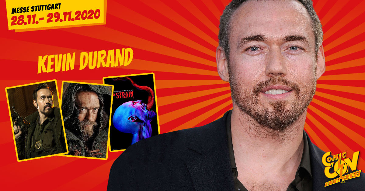 CCON | COMIC CON GERMANY 2020 | Stargast | Kevin Durand