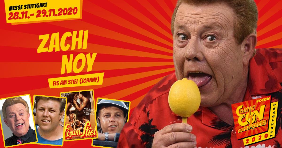 CCON | COMIC CON GERMANY 2020 | Stargast | Zachi Noy