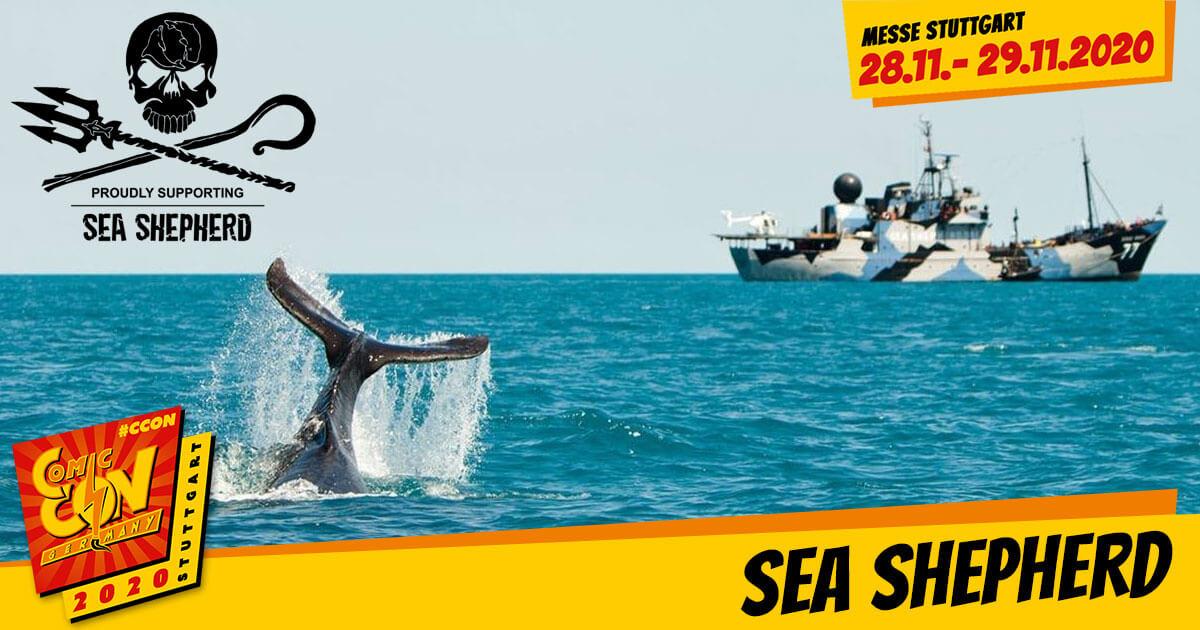 CCON | COMIC CON GERMANY 2019 | Infos | Sea Shepherd