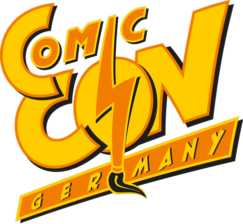 CCon | Comic Con Germany - Logo