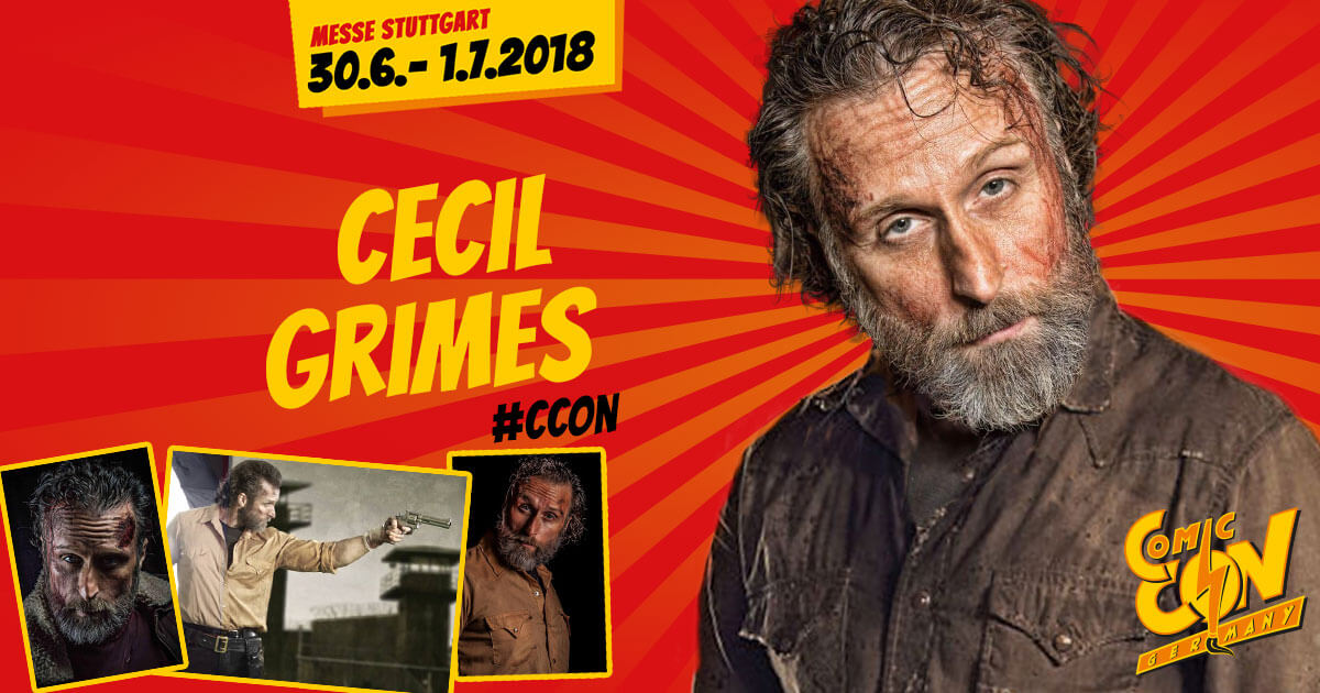 CCON | COMIC CON GERMANY | Cosplay | Cecil Grimes