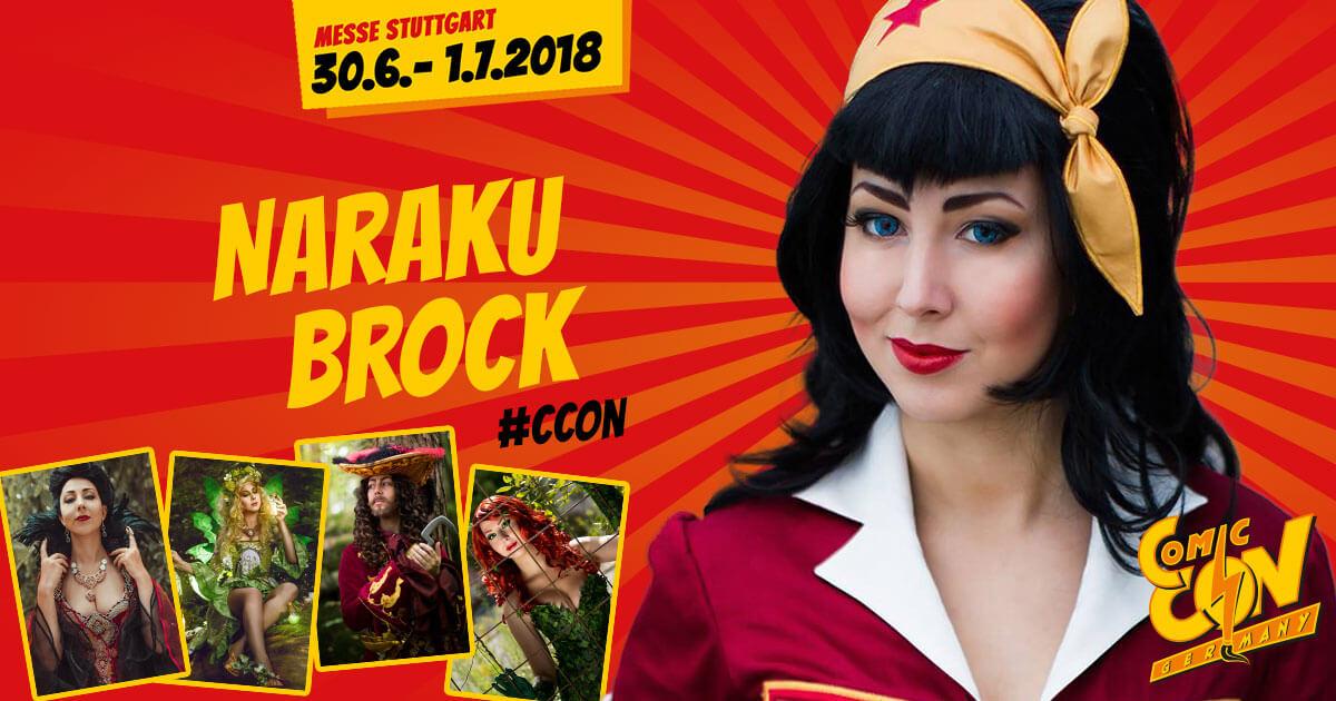 CCON | COMIC CON GERMANY | Cosplay | Naraku Brock