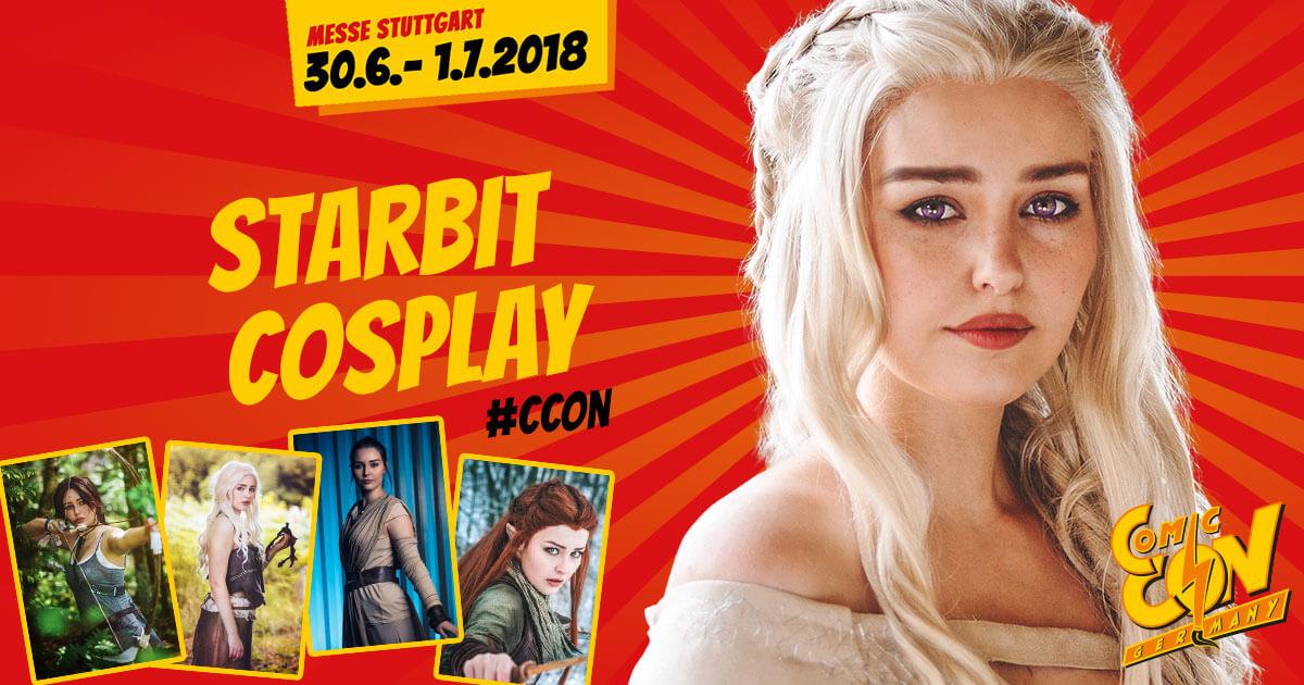 CCON | COMIC CON STUTTGART | Cosplay | Starbit Cosplay