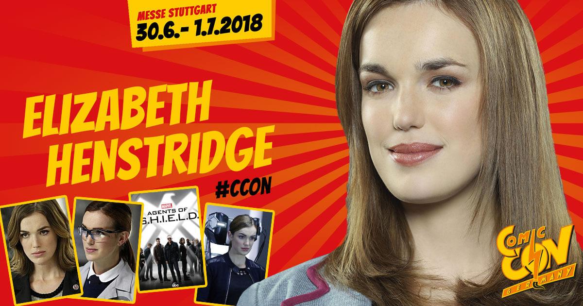 CCON | COMIC CON GERMANY | Stargast | Elizabeth Henstridge