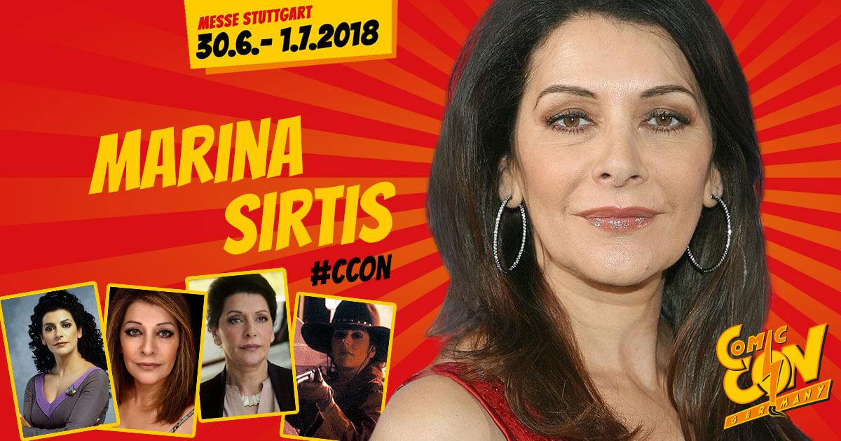 CCON | COMIC CON GERMANY | Stargast | Marina Sirtis
