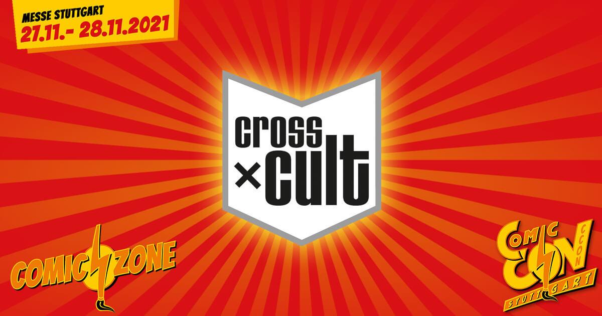 CCON | COMIC CON STUTTGART 2021 | Comic-Verlage | Cross Cult