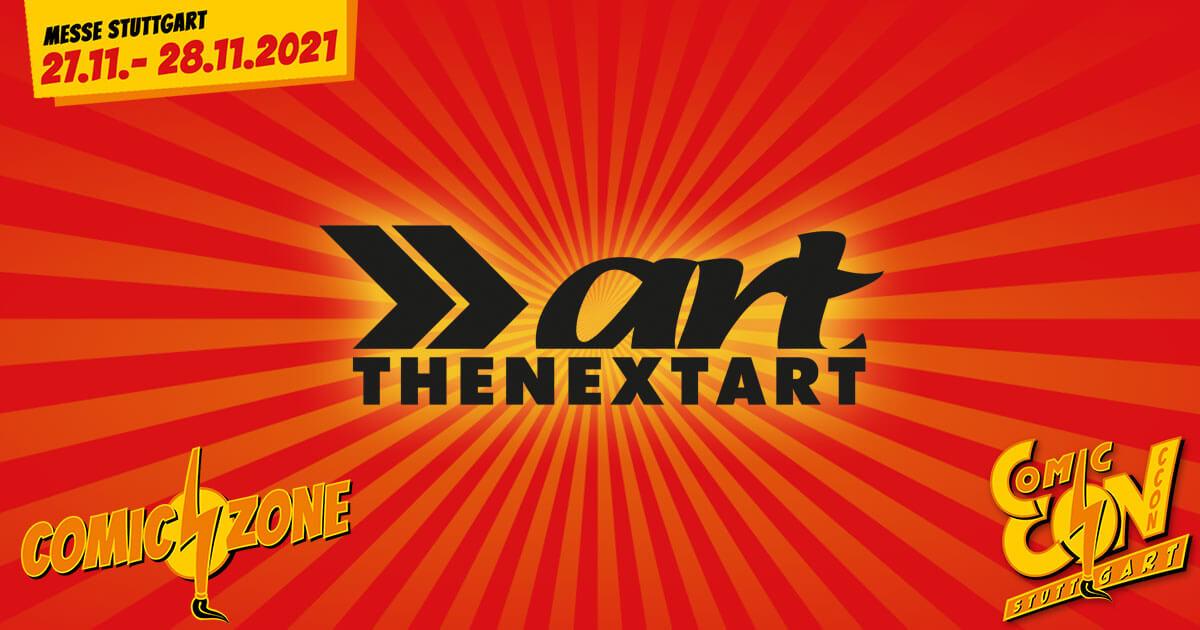 CCON | COMIC CON STUTTGART 2021 | Comic-Verlage | THENEXTART