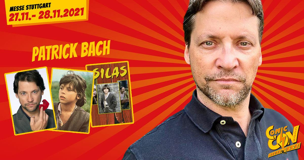 CCON | COMIC CON STUTTGART 2021 | Stargast | Patrick Bach