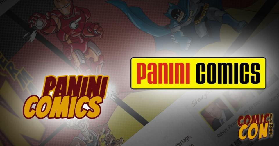 Comic Con Germany  Verlag Panini Comics