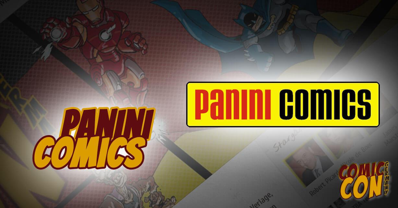 Comic Con Germany |Verlag Panini Comics