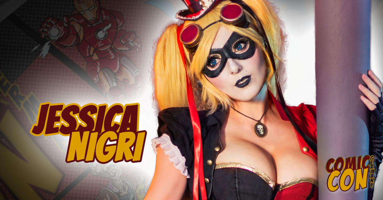 Comic Con Germany | Cosplay Jessica Nigri