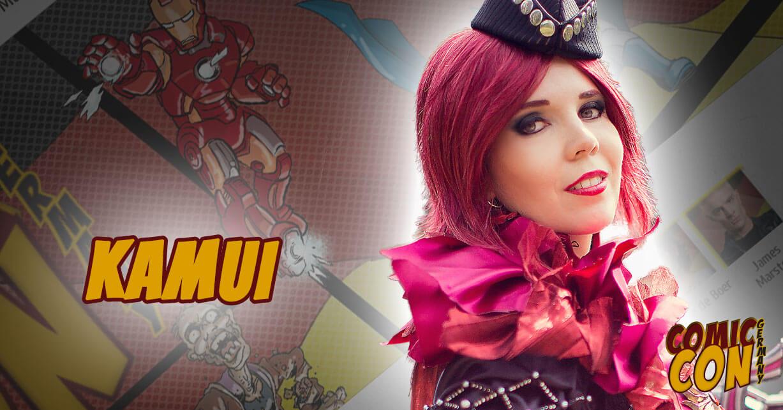 Comic Con Germany |Kamui Cosplay