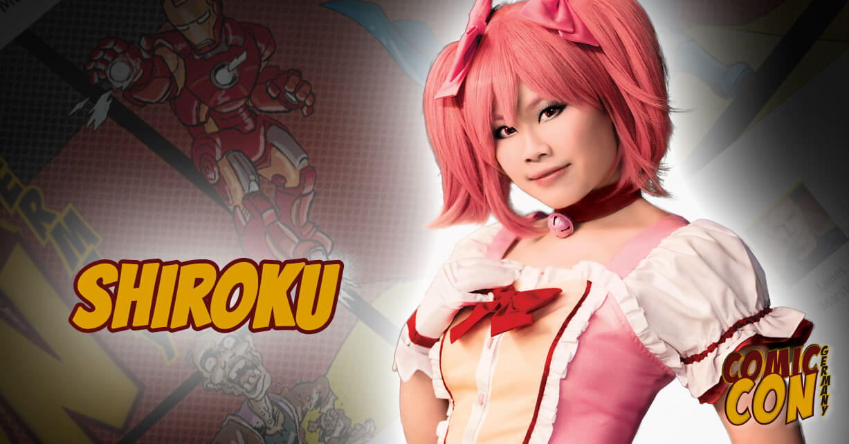 Comic Con Germany | Shiroku