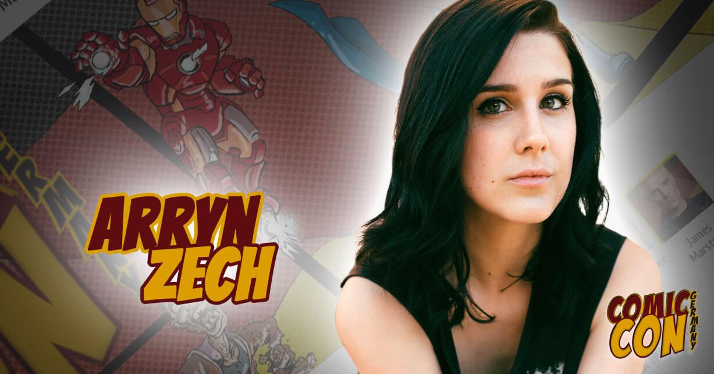 Comic Con Germany |Arryn Zech