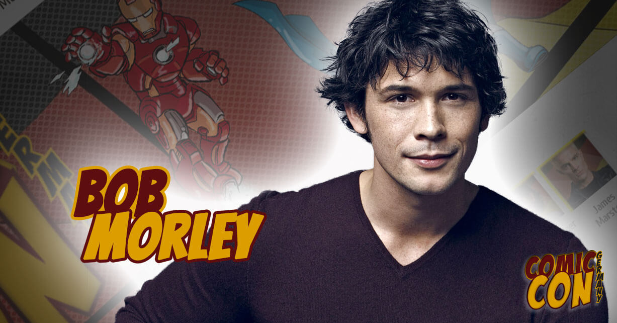Comic Con Germany | Bob Morley