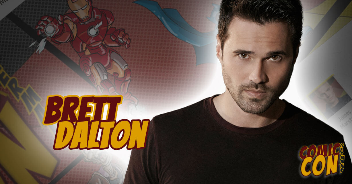 Comic Con Germany | Brett Dalton