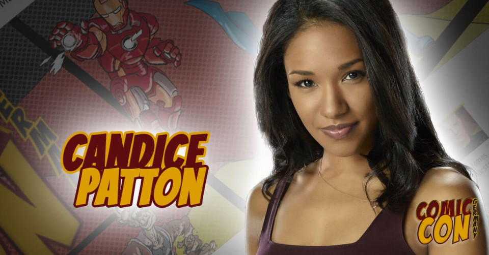 Comic Con Germany | Candice Patton