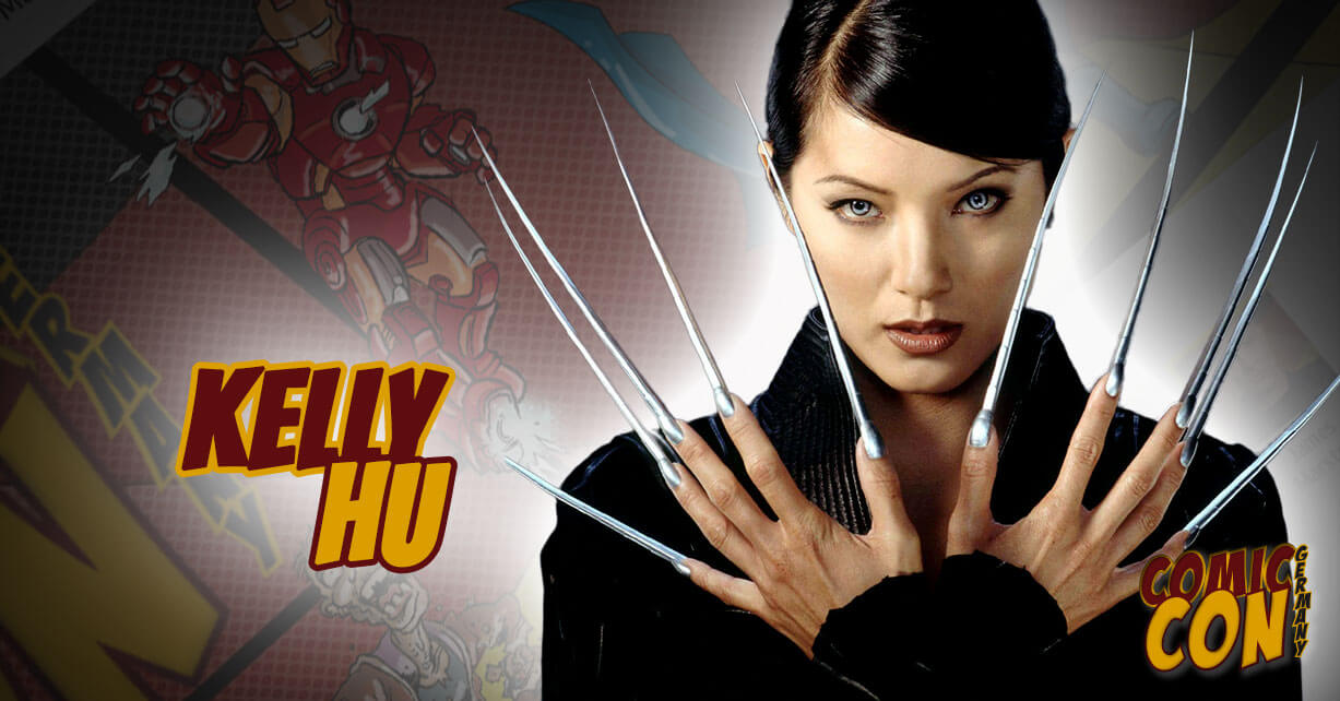 Comic Con Germany | Kelly Hu