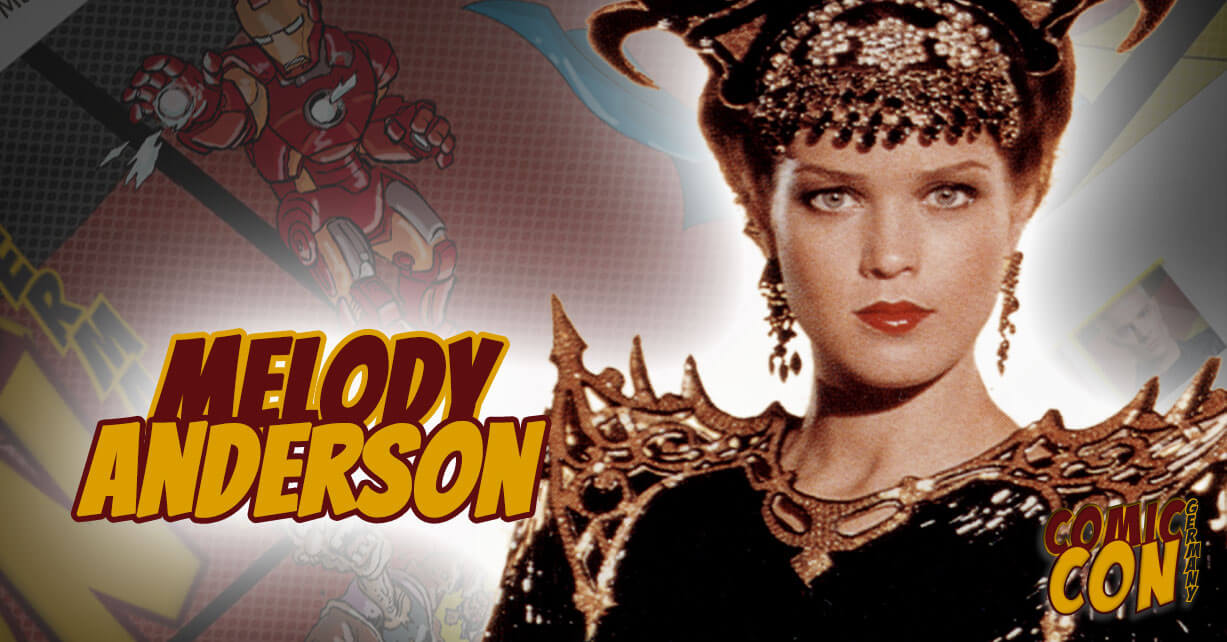 Comic Con Germany | Melody Anderson