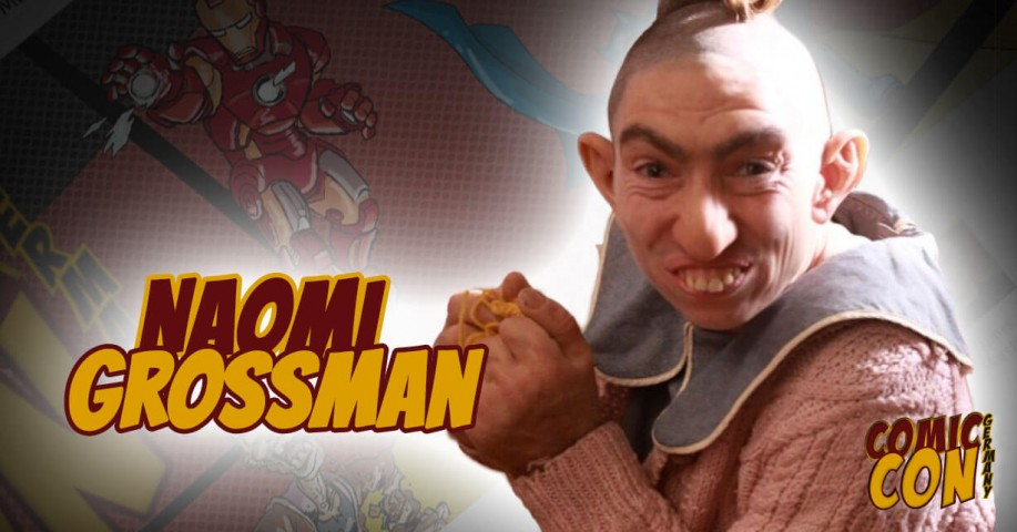 Comic Con Germany | Naomi Grossman