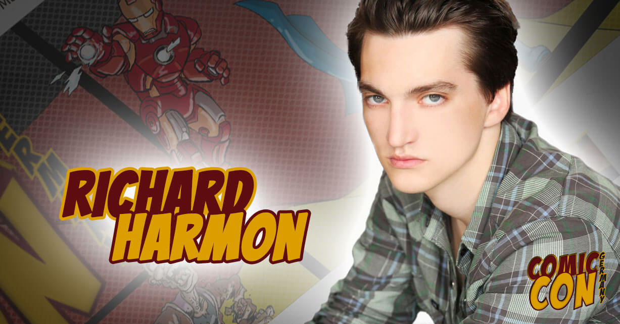 Comic Con Germany | Richard Harmon