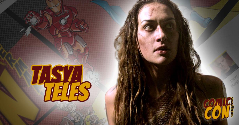 Comic Con Germany |Tasya Teles