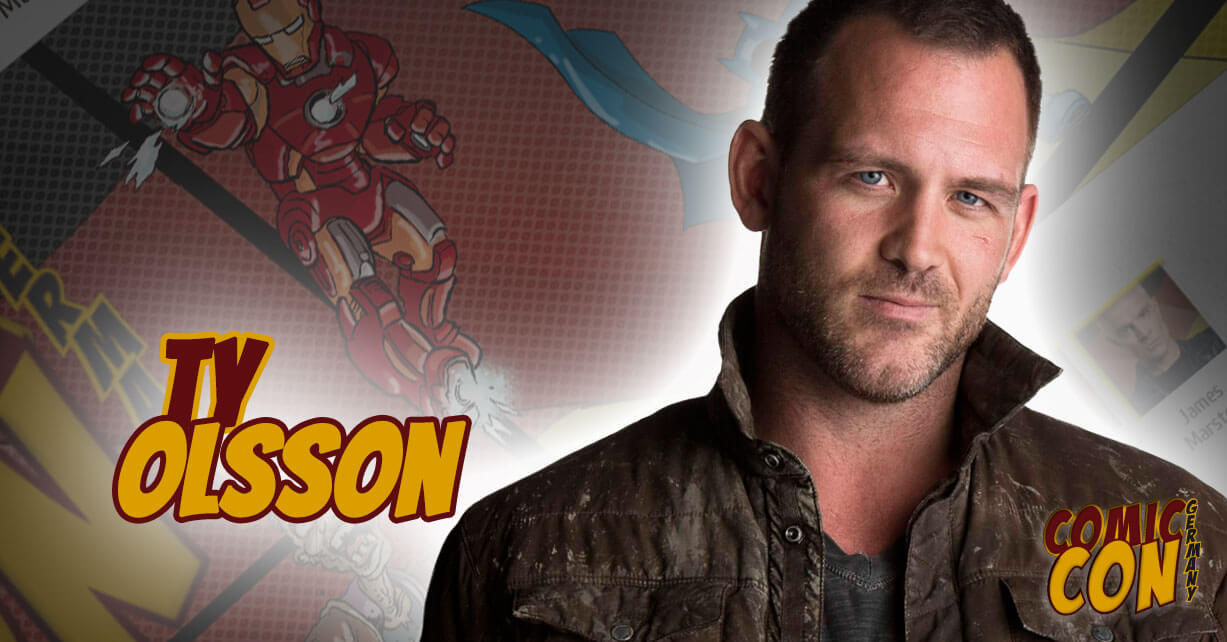 Comic Con Germany | Ty Olsson
