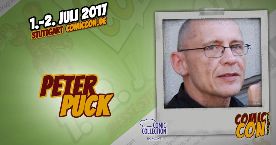 Comic Con Germay | Artist | Peter Puck