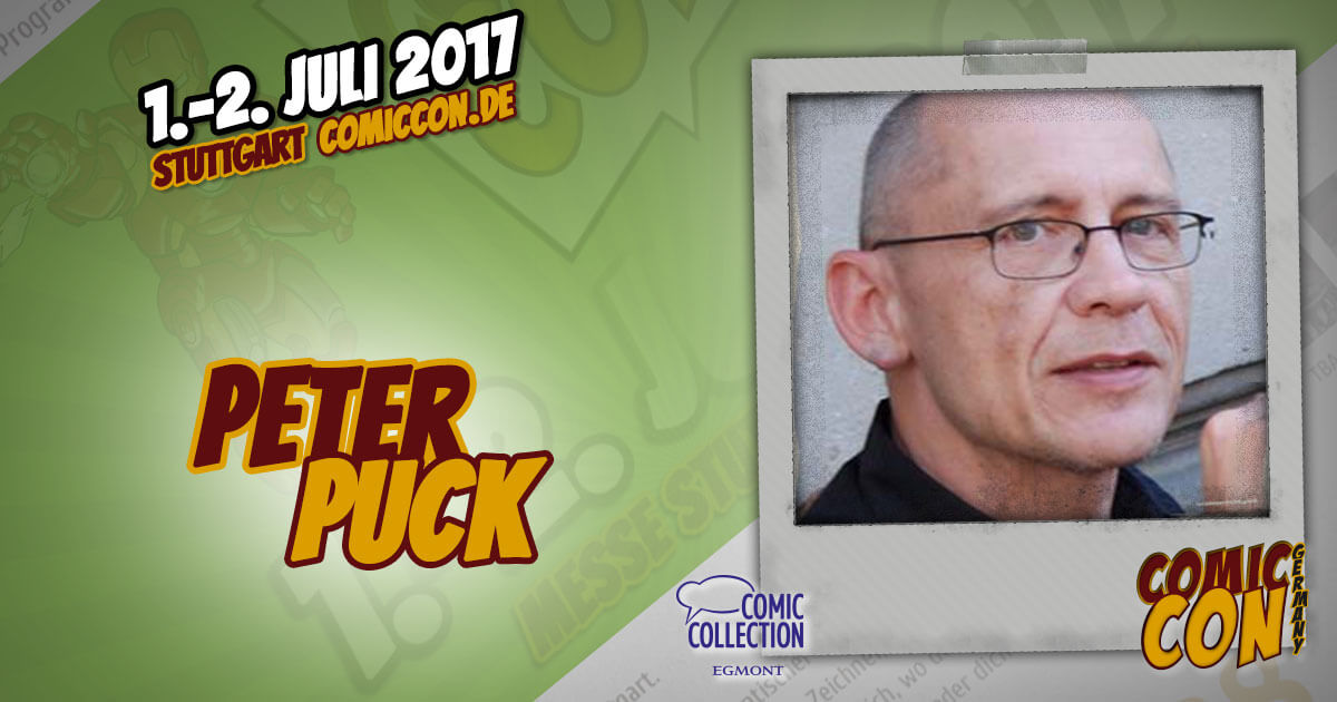 Comic Con Germay | Artist | Peter Puck