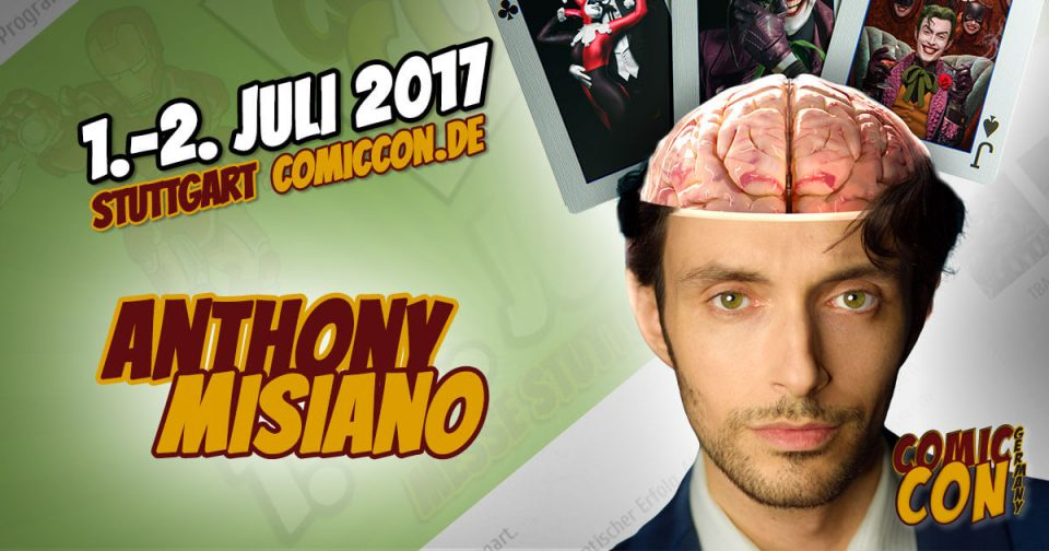 Comic Con Germany 2017 | Cosplay | Anthony Misiano