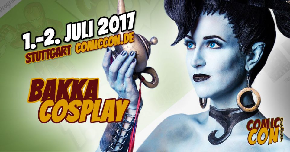 Comic Con Germany 2017 | Cosplay | bakka cosplay