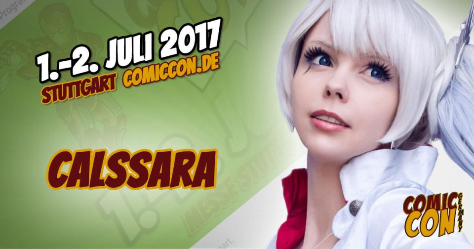 Comic Con Germany 2017 | Cosplay | Calssara