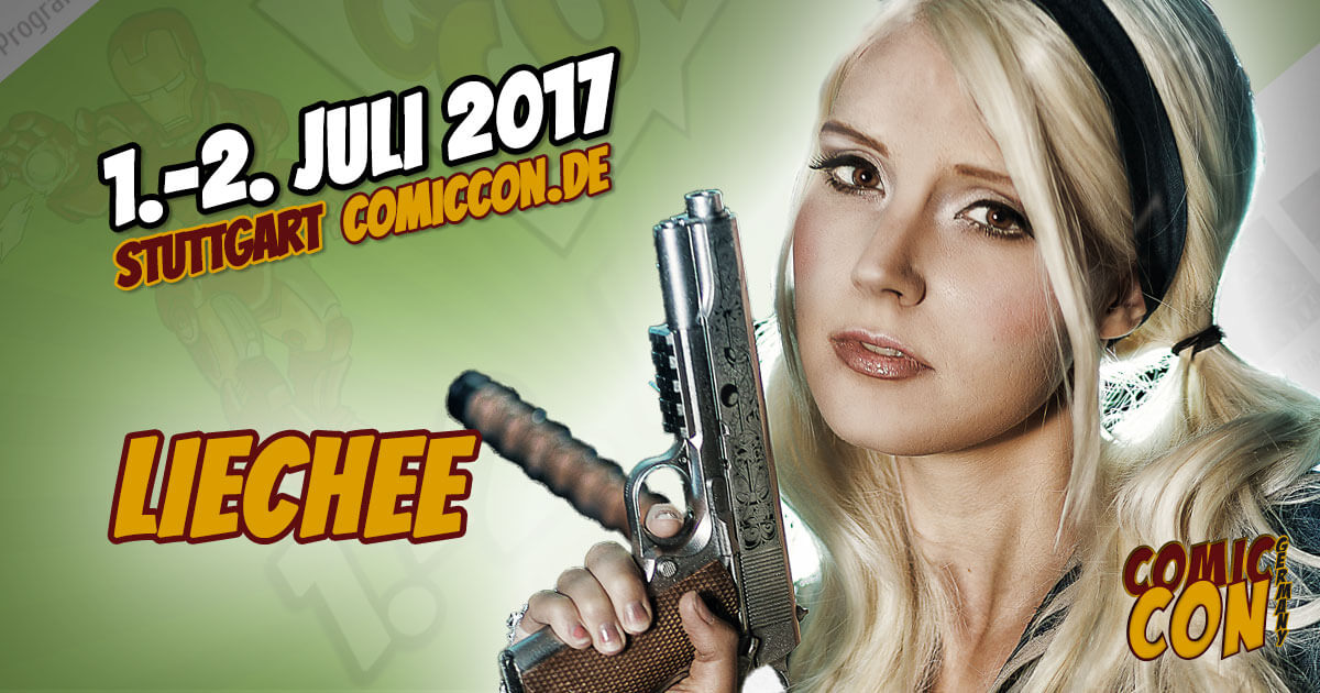Comic Con Germany 2017 | Cosplay | Liechee