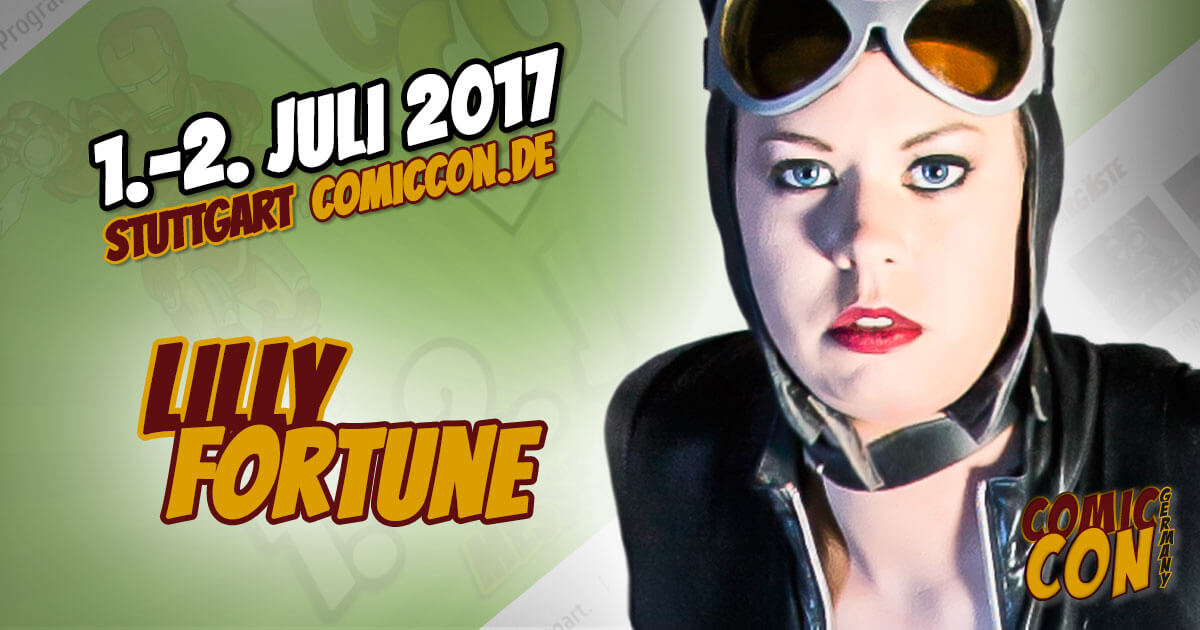 Comic Con Germany 2017 |Cosplay | Lilly Fortune