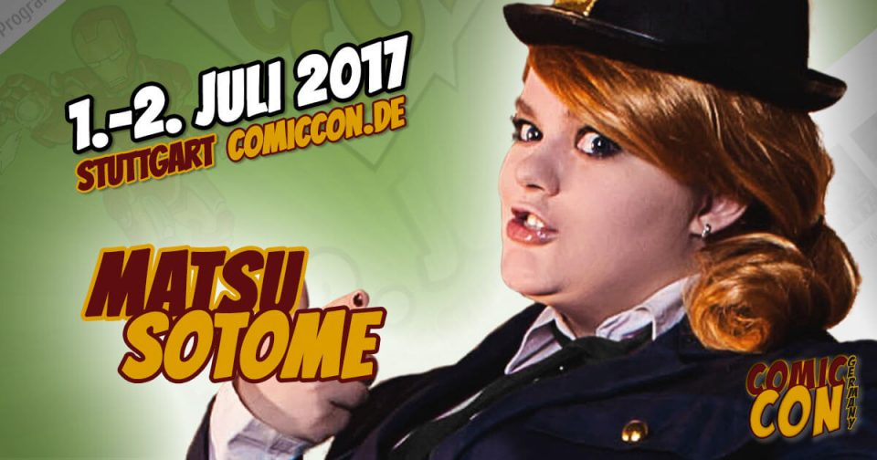 Comic Con Germany 2017 |Cosplay | Matsu Sotome