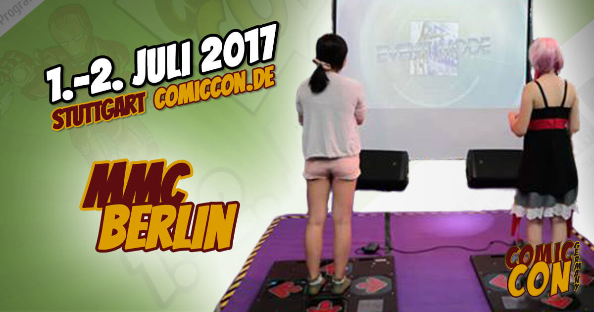 Comic Con Germany 2017 |Free Special | MMC Berlin