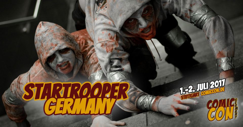 Comic Con Germany 2017 | Free Special | Startrooper Germany