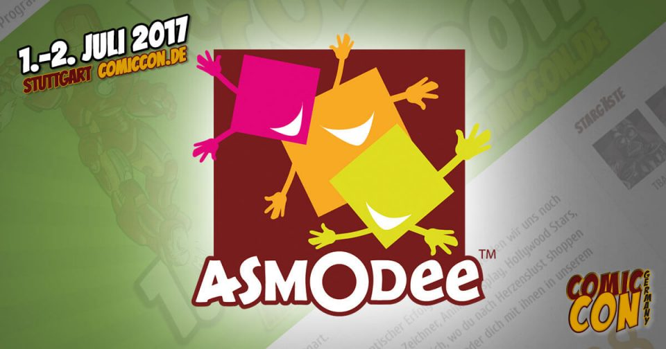 Comic Con Germay | Partner | Asmodee