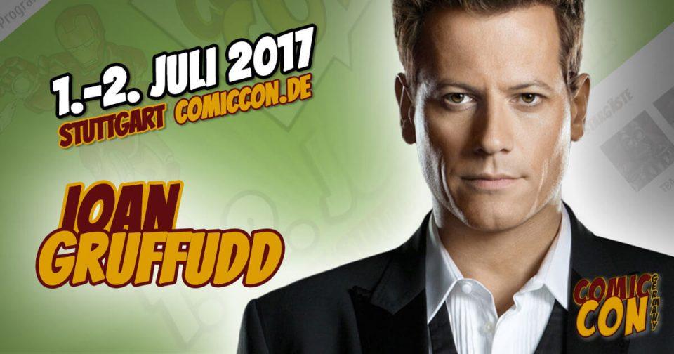 Comic Con Germany 2017 |Starguest | Ioan Gruffudd