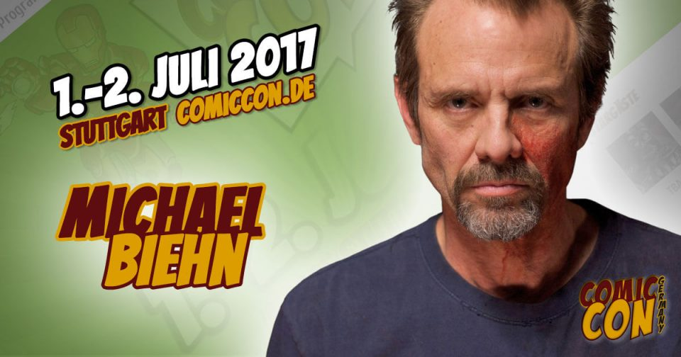 Comic Con Germany 2017 | Starguest | Michael Biehn