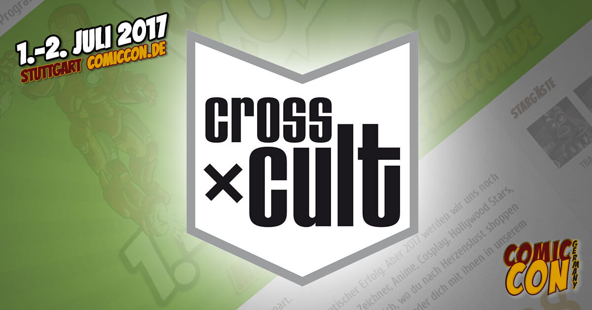 Comic Con Germay | Partner | Cross Cult