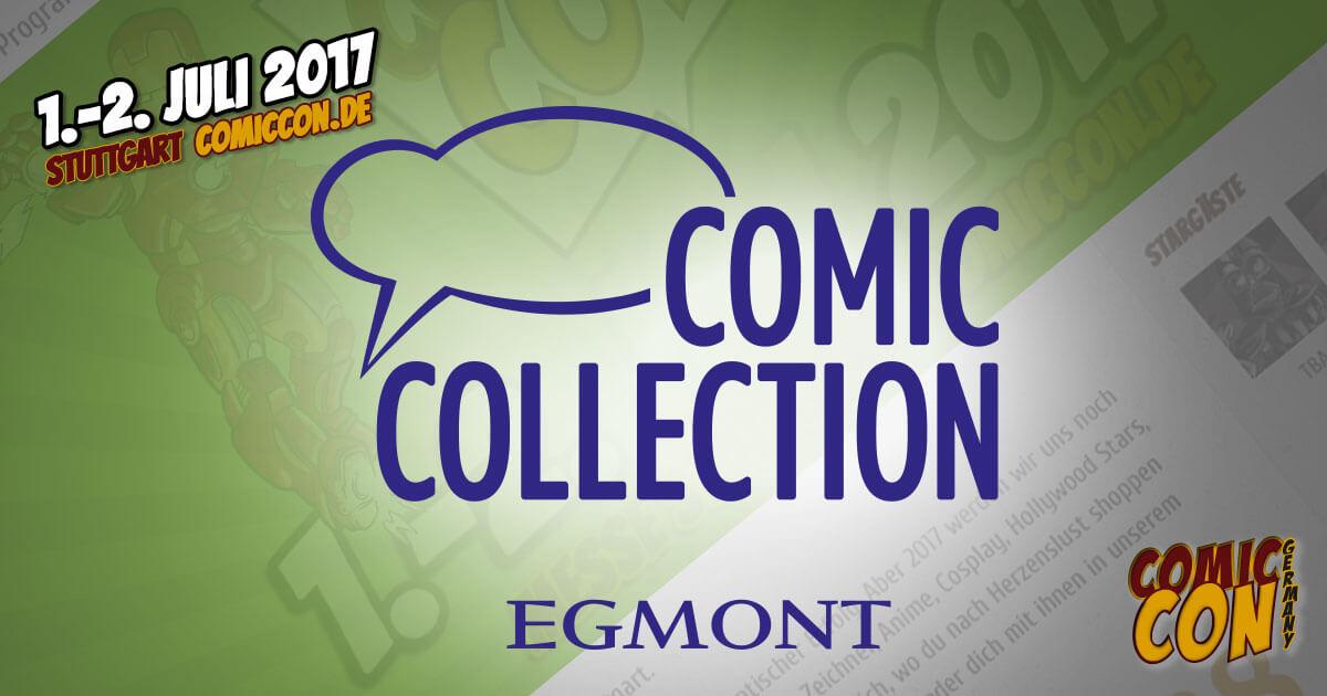 Comic Con Germay | Verlag | Egmont