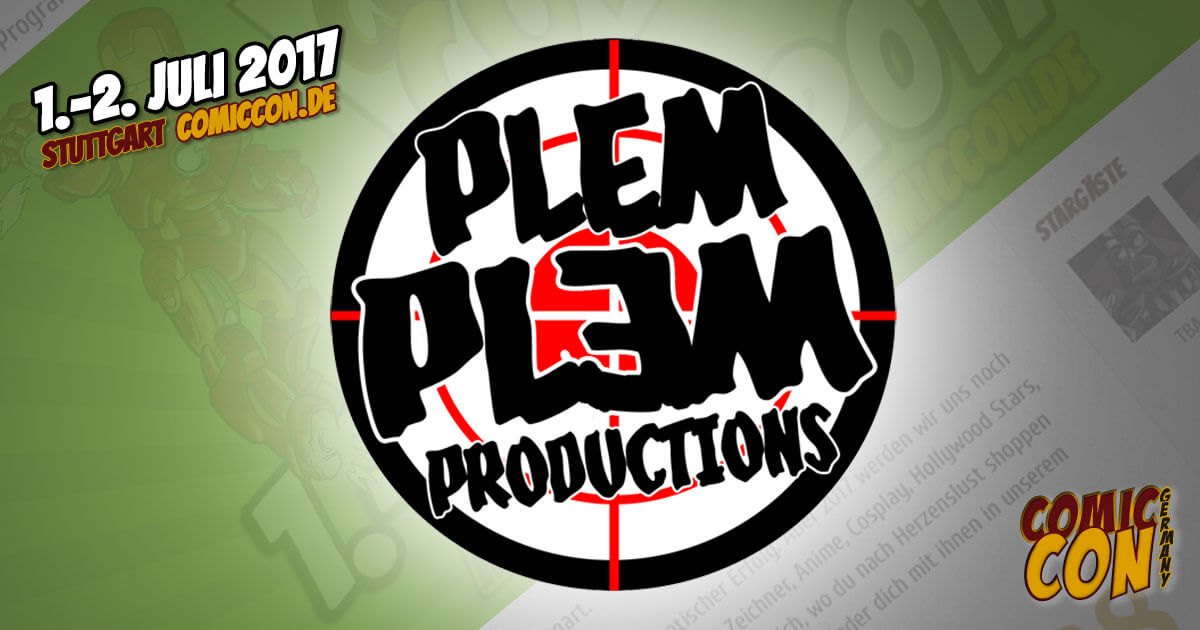 Comic Con Germay | Verlag | Plem Plem Productions